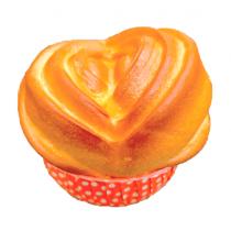 花圓麵包(金桔風味)