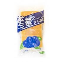 大藍莓麵包