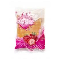 中草莓麵包